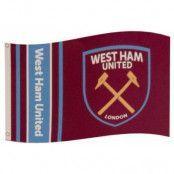 West Ham United Flagga WM