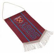 West Ham United Vimpel Mini SN