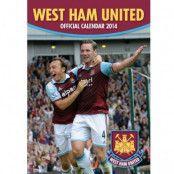 West Ham United Väggkalender 2014