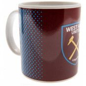 West Ham United Mugg FD