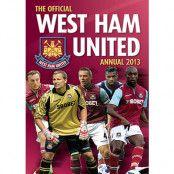 West Ham United årsbok 2013