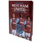 West Ham United Årsbok 2021