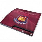 West Ham United Dekal PS3 Konsoll (Slim)