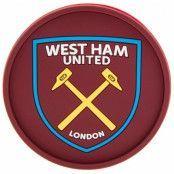 West Ham United Drinkunderlägg i Silikon
