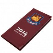 West Ham United Fickdagbok 2014