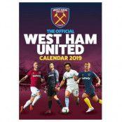 West Ham United Kalender 2019