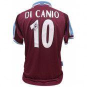 West Ham United Signerad Fotbollströja Di Canio
