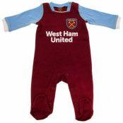 West Ham United Sovdress Bebis 3-6 mån