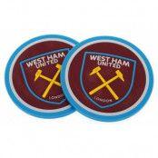 West Ham United Underlägg Non Slip