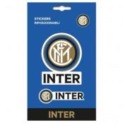 Inter Klistermärken