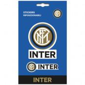 Inter Klistermärken Crest