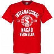 Inter T-shirt Established Röd S