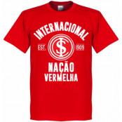 Inter T-shirt Established Röd XS