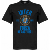 Inter T-shirt Established Svart XS