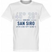 Inter T-shirt Home Coordinate Vit XS