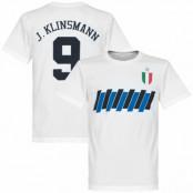 Inter T-shirt Klinsmann Graphic Vit XS