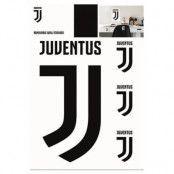 Juventus Väggstickers