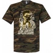 Juventus T-shirt Dybala Celebration Paulo Dybala Svart S