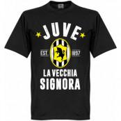 Juventus T-shirt Juve Established Svart XS