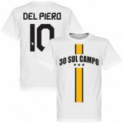 Juventus T-shirt Winners 30 Sul Campo Del Piero Alessandro Del Piero Vit XS