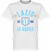 Lazio T-shirt Established Vit XS