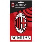 Milan Crest Klistermärke