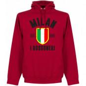 Milan Huvtröja Milan Established Röd S