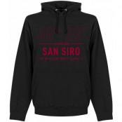 Milan Huvtröja Milan San Siro Home Coordinates Svart S