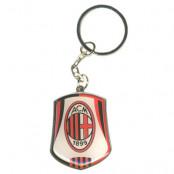 Milan nyckelring Crest