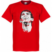 Milan T-shirt Backpost Kaka Röd XS