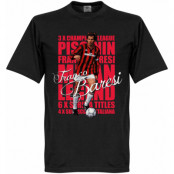 Milan T-shirt Legend Franco Baresi Legend Svart XS