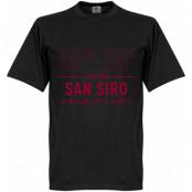 Milan T-shirt Milan San Siro Home Coordinate Svart XS