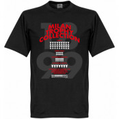 Milan T-shirt Milan Trophy Collection Svart XS