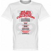 Milan T-shirt Milan Trophy Collection Vit XS