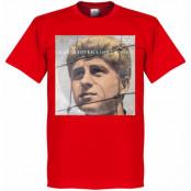 Milan T-shirt Pennarello LPFC Rivera Röd XS