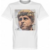 Milan T-shirt Pennarello LPFC Rivera Vit XS