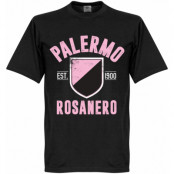 Palermo T-shirt Established Svart XS
