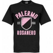 Palermo T-shirt Established Svart XXL